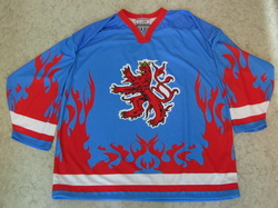 Custom design canada team ice hockey jersey, ice h